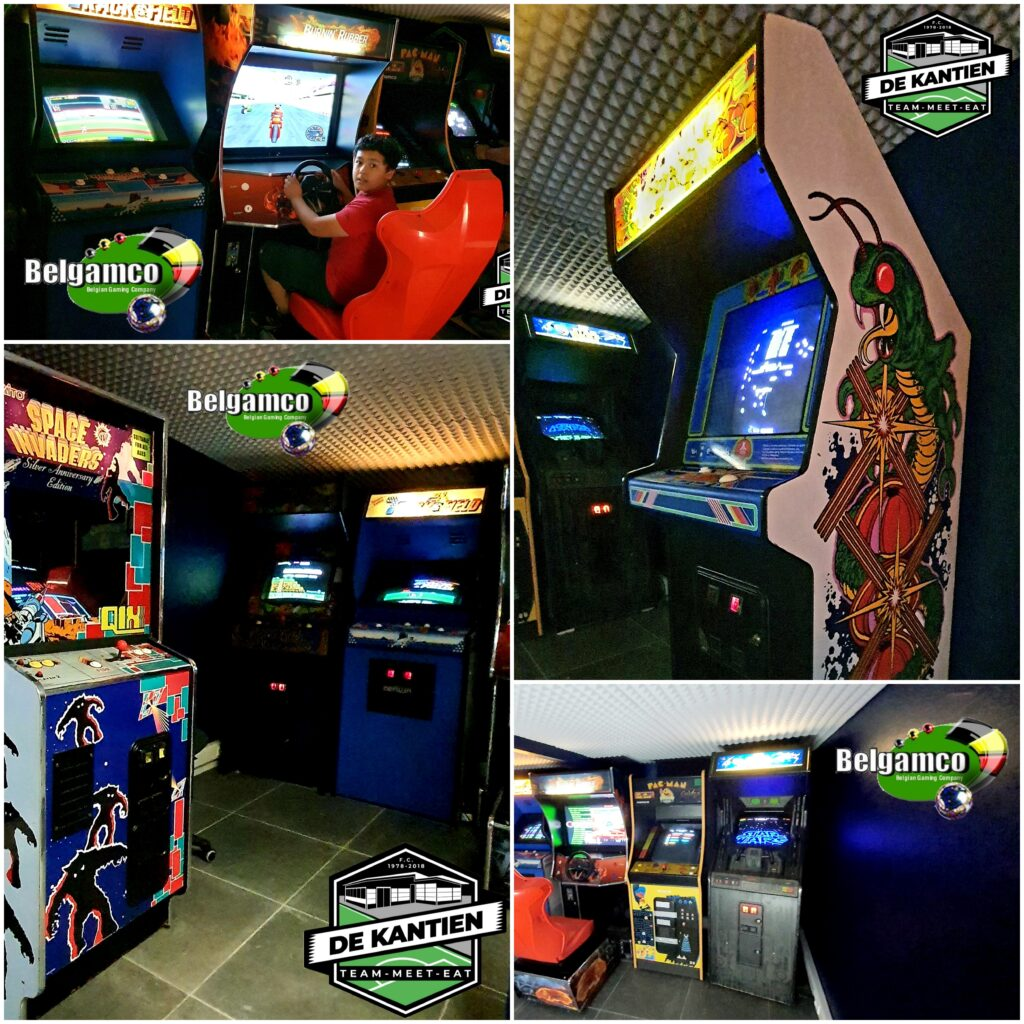 Gameroom Mixed