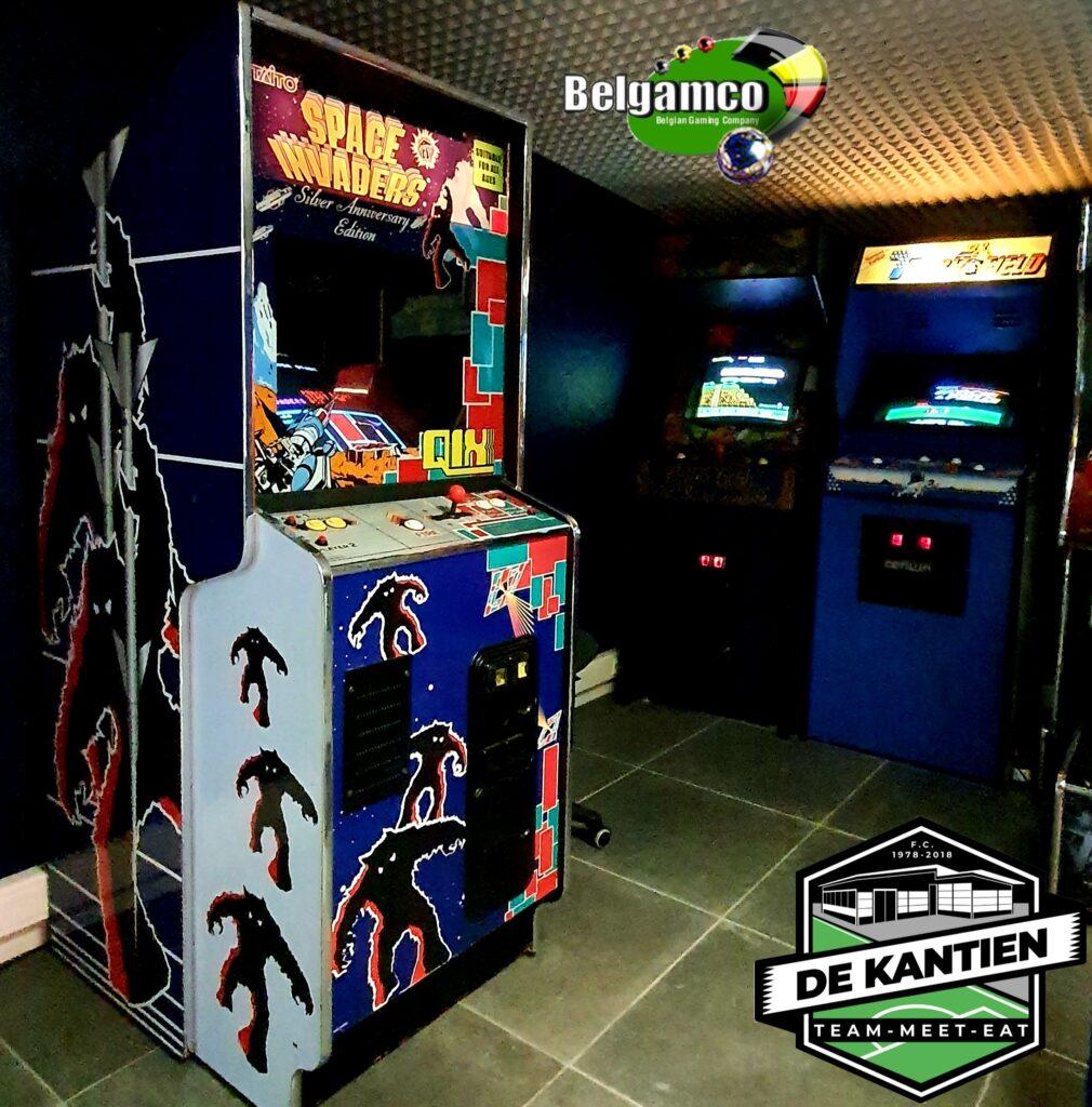 Gameroom Space Invaders